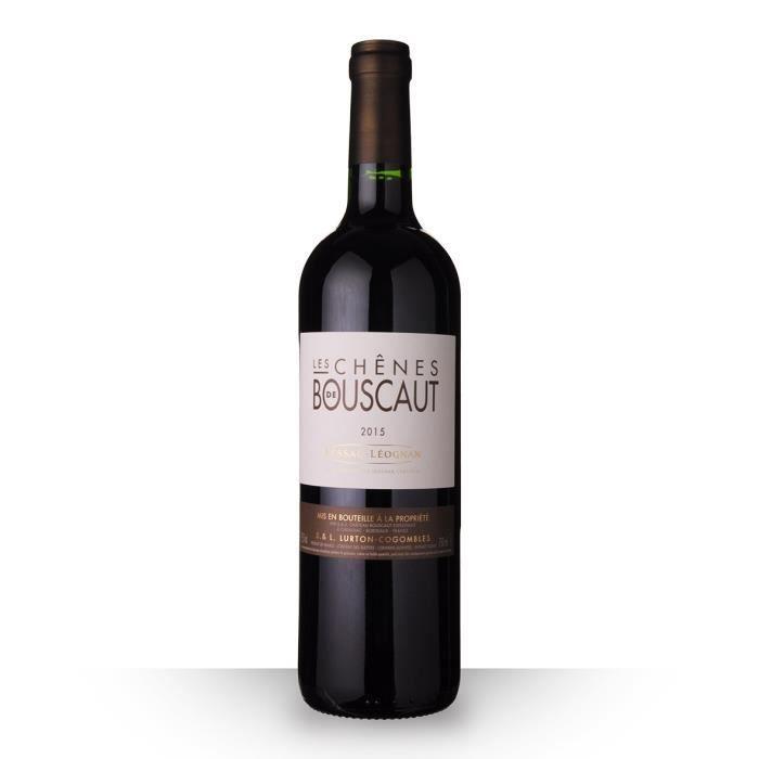Les Chênes de Bouscaut 2015 AOC Pessac-Léognan - 75cl - Vin Rouge