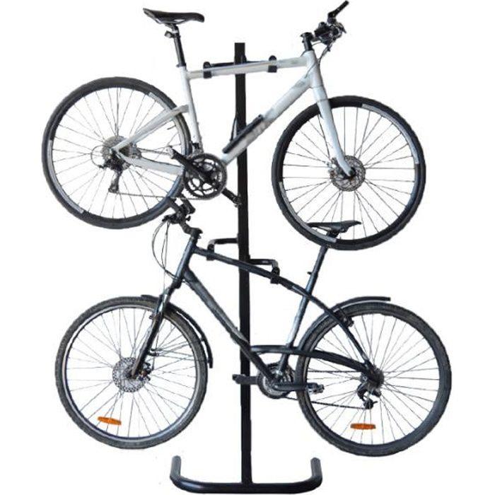 Support de rangement 2 vélos