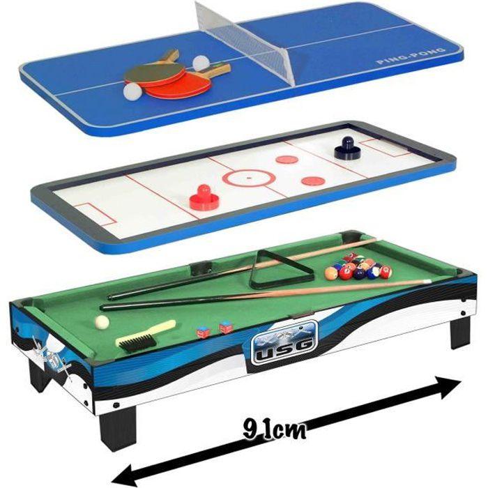 USG Table Multi-Jeux