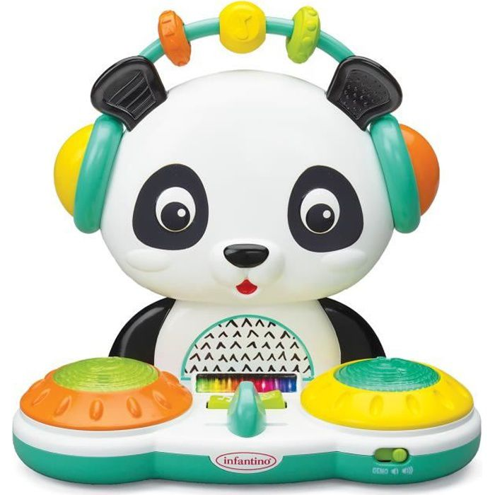 INFANTINO - DJ Panda Tourner & Glisser