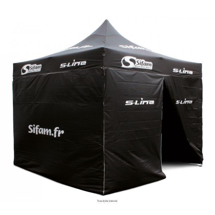 SIFAM - Barnum Publicitaire 3x3m - Structure Acier - 30kg