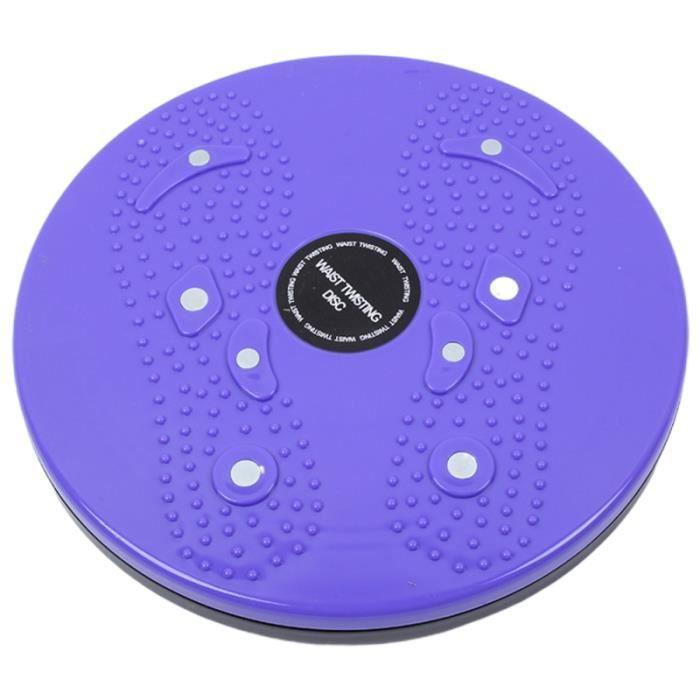Conseil de torsion Corps de disque de taille de formant la machine de de Petit plateau tournant d'équipement d'exercice