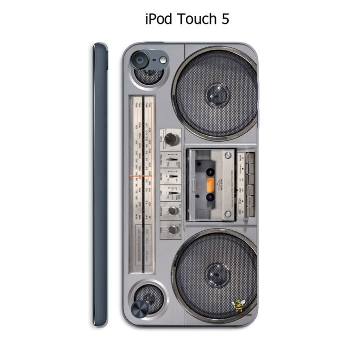 coque ipod touch 5 ghettoblaster coque mp3 mp4 avis et. Black Bedroom Furniture Sets. Home Design Ideas