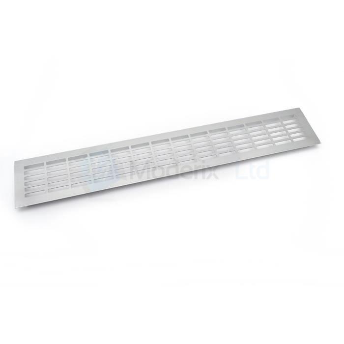 Plinthe Cuisine Grille Ventilation Aluminium Plan De Travail