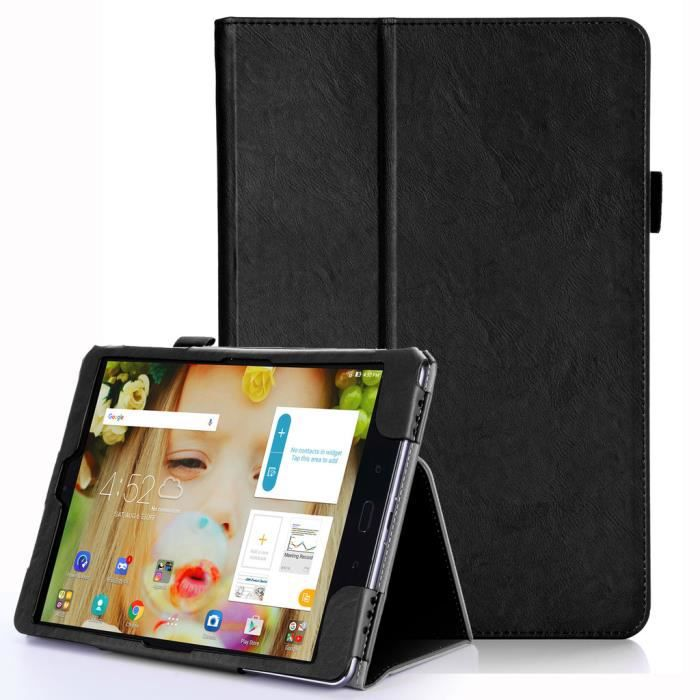 pour asus zenpad 3s 10 z500m 9 7 coque housse tui rabat mode pu cuir protection flip cover. Black Bedroom Furniture Sets. Home Design Ideas