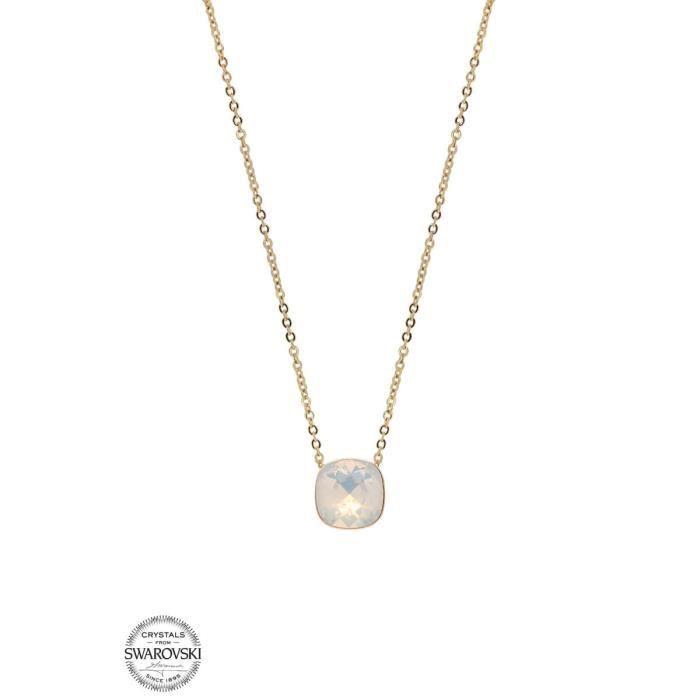 Nouvelle collection de bijoux avec cristaux Swarovski. Collier ...