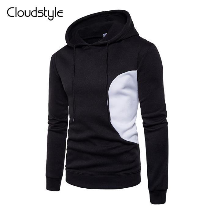 hoodie homme tendance