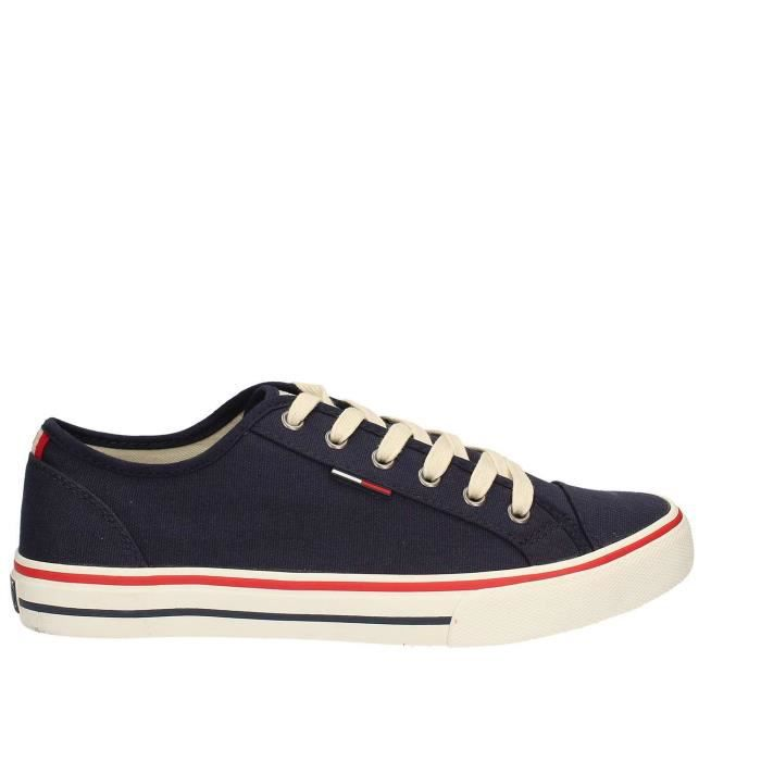 TOMMY HILFIGER SNEAKERS Homme Inchiostro, 41