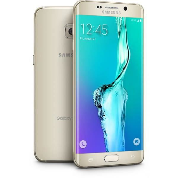 samsung galaxy s6 edge double sim gold achat smartphone pas cher avis et meilleur prix. Black Bedroom Furniture Sets. Home Design Ideas