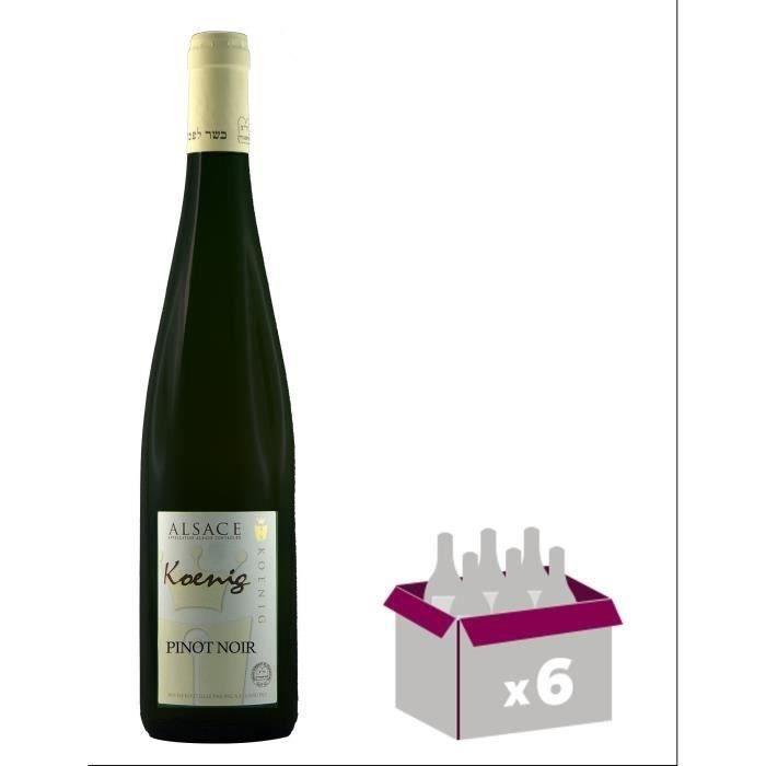 Koenig 2019 Alsace - Vin rouge d'Alsace