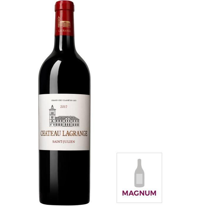 Magnum Château Lagrange 2017 Saint-Julien - Vin rouge de Bordeaux