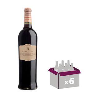 VIN ROUGE Caramany 2017 Côtes du Roussillon Villages - Vin r