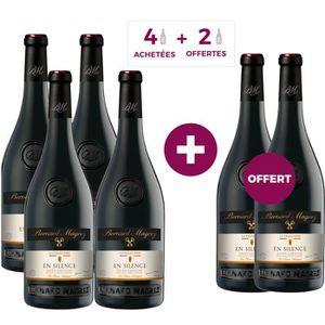 VIN ROUGE En silence 2017 Saint-Chinian - Vin rouge du Langu