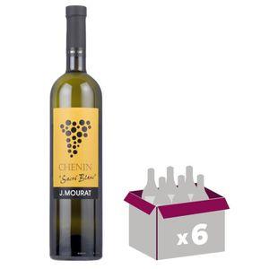 VIN BLANC J. Mourat Sacre Blanc 2017 Val de Loire - Vin blan