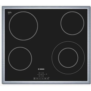 PLAQUE VITROCÉRAMIQUE  BOSCH PKF645B17E Plaque de cuisson Vitrocéramique