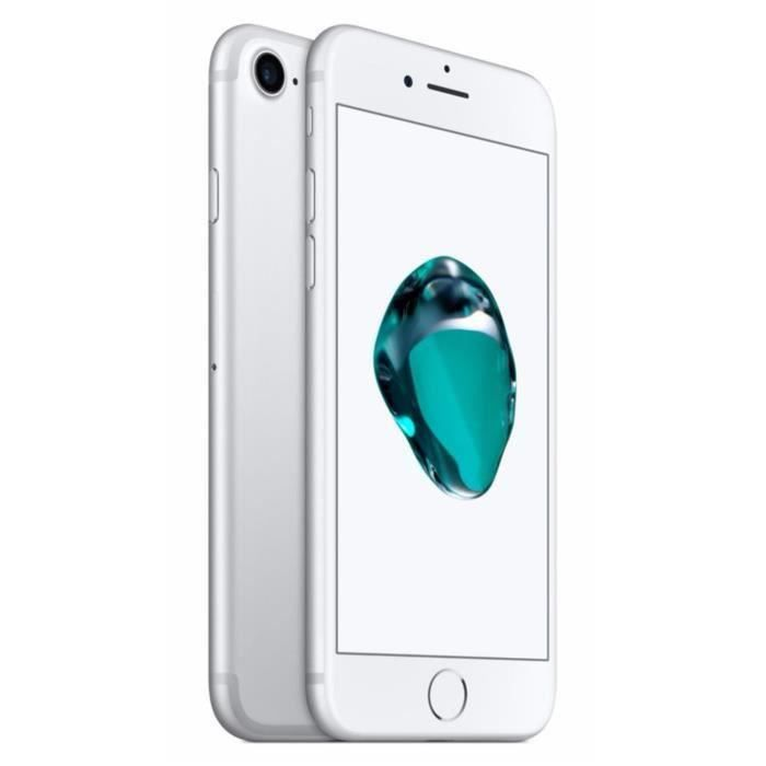 SMARTPHONE APPLE iPhone 7 Argent 128 Go