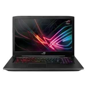 Vente PC Portable PC portable Gamer ASUS GL703GE-EE217T - 17'' FHD - i5-8300H - RAM 8Go - Stockage 1To + 256Go SSD - GTX 1050Ti 4Go - Windows 10 pas cher