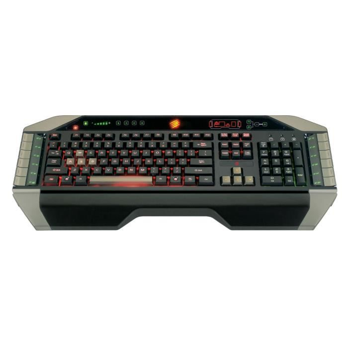CLAVIER D'ORDINATEUR MAD CATZ PC GAMING Clavier V.7