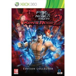 JEU XBOX 360 Fist Of The North Star 2 Collector XBOX 360