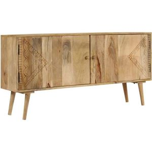 BUFFET - BAHUT  Buffet bahut armoire console meuble de rangement b