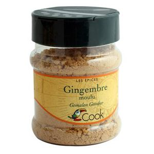 EPICE - HERBE Cook Gingembre poudre 80g
