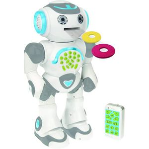 DVD INTÉRACTIF Lexibook- Formation et programme Powerman Max-Robot