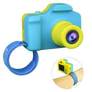 APPAREIL PHOTO COMPACT 16MP 1080P HD Mini Appareil Photo Numérique pour E
