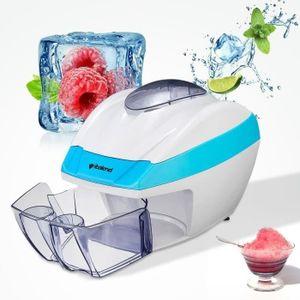 SORBETIÈRE Machine à glace Crème Fruits Yaourt Sorbetière Ele