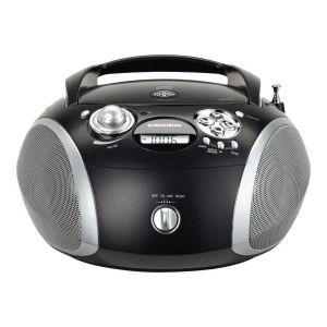 RADIO CD CASSETTE Radio CD GRUNDIG RCD1445 Noir