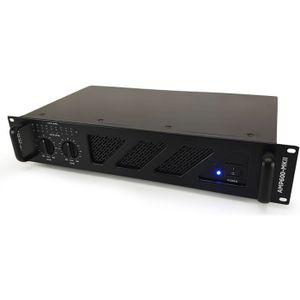 AMPLI PUISSANCE Amplificateur de sono - 2 x 480W - Noir -  Ibiza S