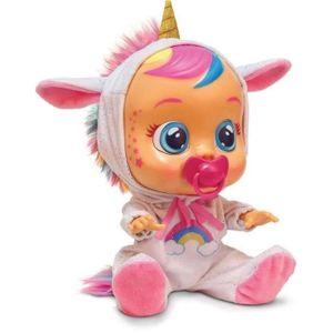 POUPON CRY BABIES Poupon qui pleure Fantaisie Licorne