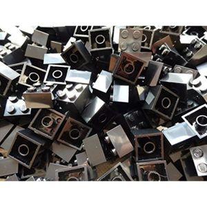 Lego 3003 briques 2x2 Quantité De 50 Noir