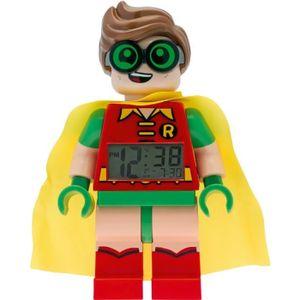 MONTRE Lego - Réveil Lego The Batman Movie - Robin -Enfan