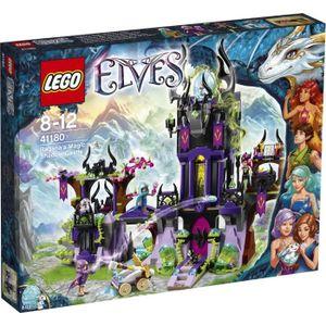 ASSEMBLAGE CONSTRUCTION LEGO® Elves 41180 Le Château des Ombres de Ragana