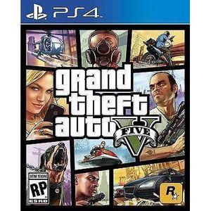JEU PS4 GTA V PS4 + Abonnement PSN 14 Jours