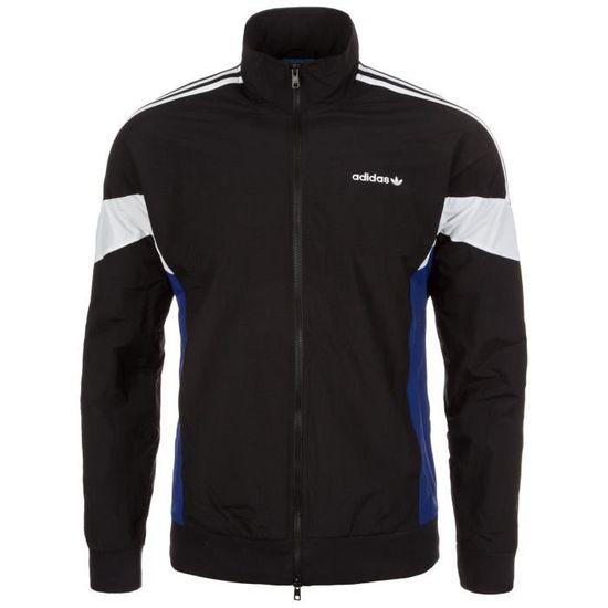 Adidas Pete Track Challenger, Veste Sport Homme Noir Achat