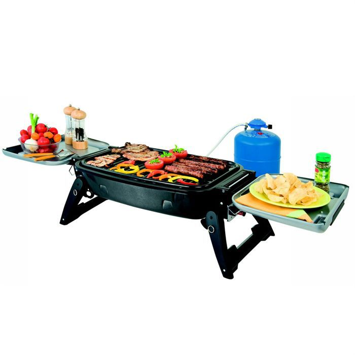 campingaz barbecue gaz fargo r silver achat vente barbecue barbecue gaz fargo r silver. Black Bedroom Furniture Sets. Home Design Ideas