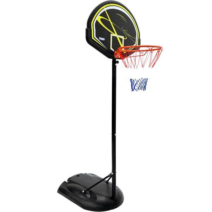 Panier de Basket Bumber -  Miami hauteur réglable de 1.6m à  2.20m