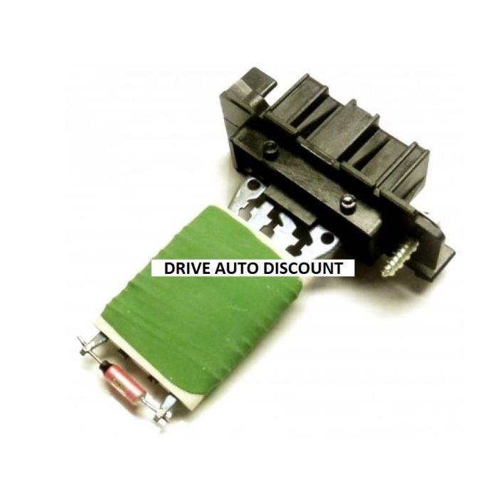 Résistance de chauffage Fiat Doblo 1.3 D Multijet après 2/10