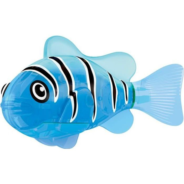 SPLASH TOYS Robo Fish Lumineux