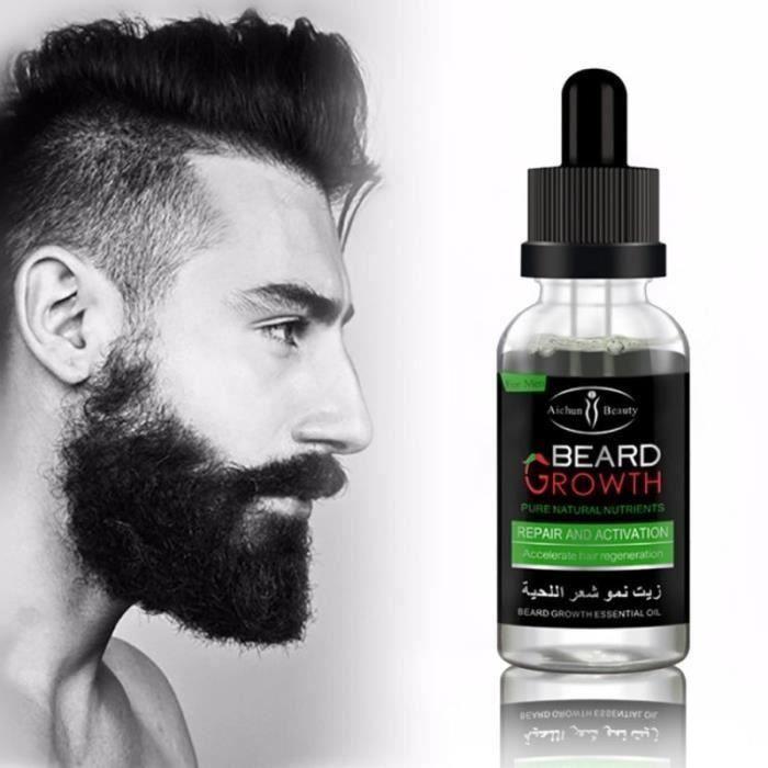2019 Organic Castor Oil Natural Hair Beard Growth Serum Hair Care Anti Hair Loss Products Grow Hair Beard Eyelashes Eyebrow Aw35115