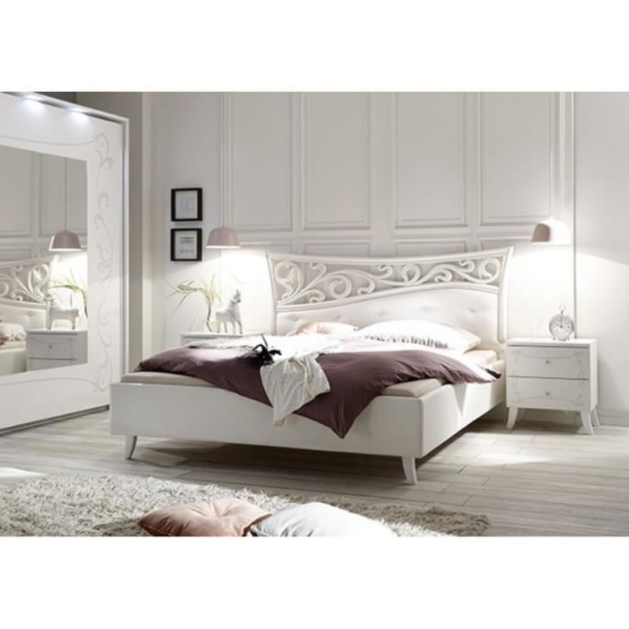 Lit adulte SALOME 160x200 - Chambres adultes