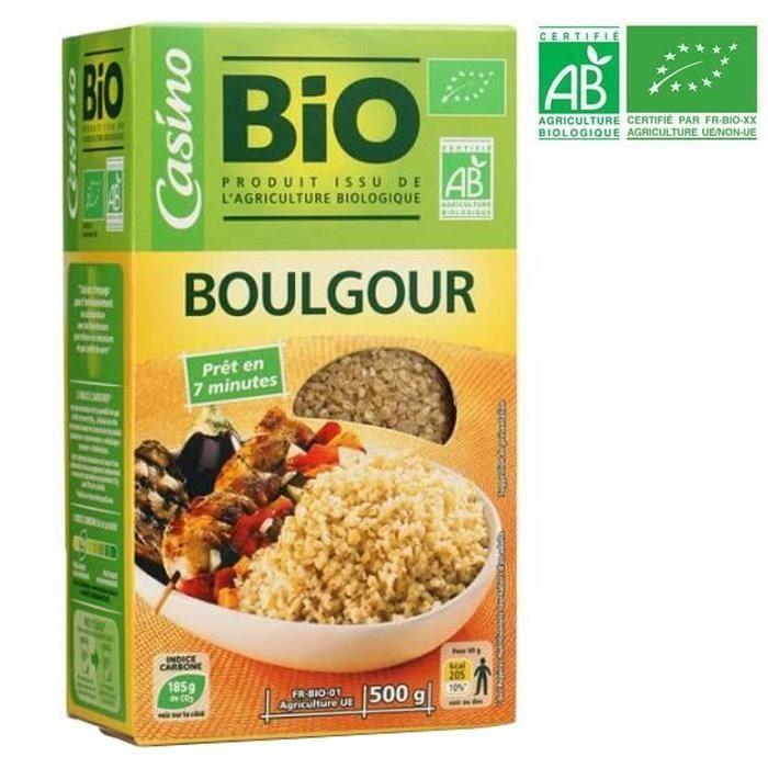 Boulgour Bio 500 g