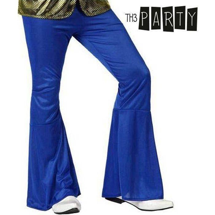 Pantalon disco pour déguisement années 60 - Accessoire Taille - XS/S