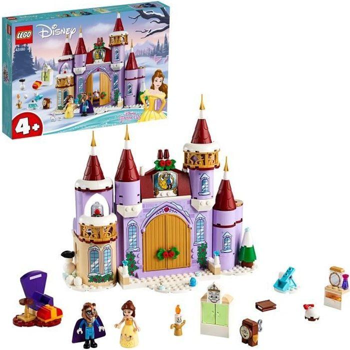 LEGO® Disney Princess™ 43180 La fête d'hiver dans le château de Belle