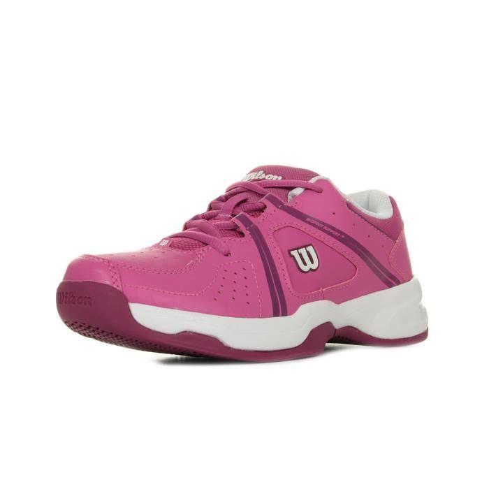 Chaussures Wilson Envy JR Rose Violet