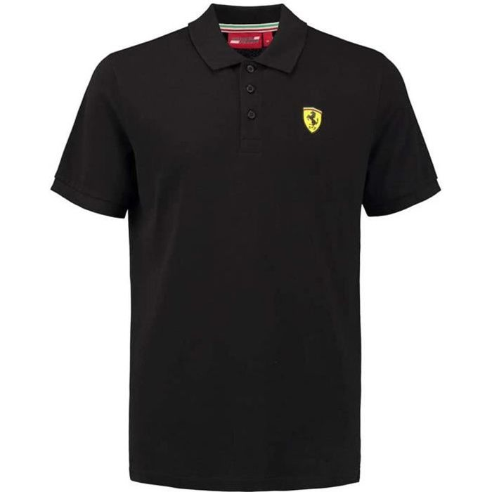 Polo Ferrari Scuderia Officiel Rouge F1