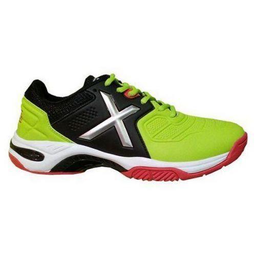 Chaussures de Padel pour Adultes Munich Pad 3 Vert