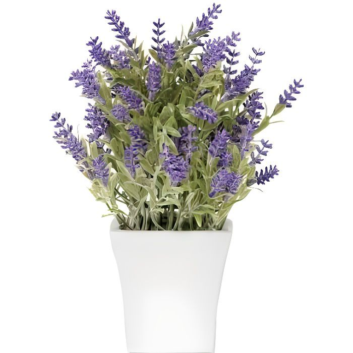 Bouquet de lavande artificielle 22cm