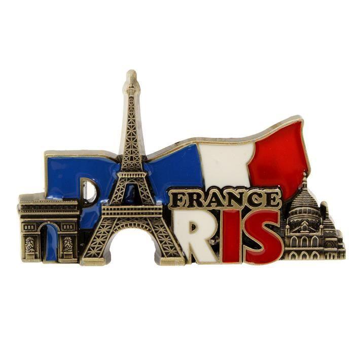 3D Aimant frigo magnet magnétique Réfrigérateur Souvenir Cadeau Paris,France UK